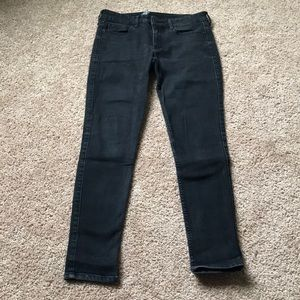 Abercrombie & Fitch Black Skinny Jeans - 4S/27